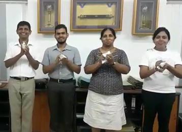 pelemix srilanka office team