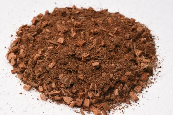 PLF coir pmaterial for grow bag